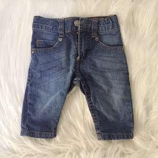 Baby Jordan denim pants