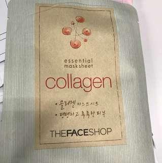 The Faceshop Collagen Essential Masksheet
