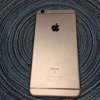 iPhone 6s plus