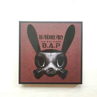 BAP - Bad Man