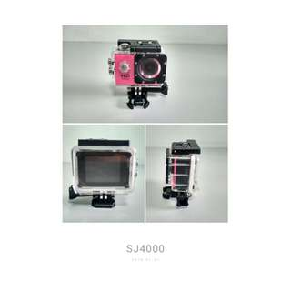 SJ4000 Gopro-like Action Camera