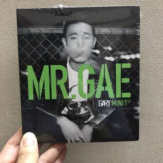 Gary 專輯 MR. GAE