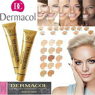 Dermacol Make Up Cover Foundation