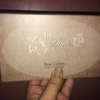 Nichido True Colors Make up Palette