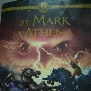 Heroes of Olympos Book 3