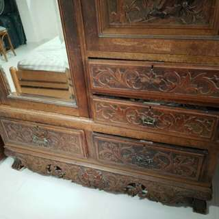 Hua Li antique Wood Cabinet