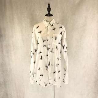 Ann Demeulemeester Shirt * COMANY SAMPLE