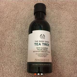 TBS Tea Tree Facial Wash