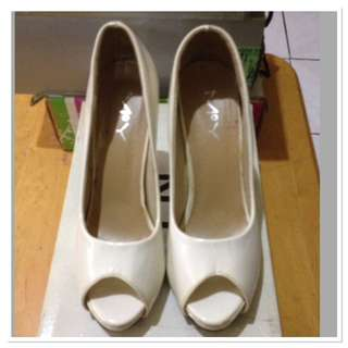 White Heels For Wedding other events