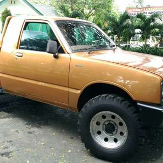 Chevrolet Luv Kb 54 4 x 4 (1993)
