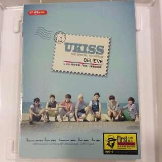 UKISS DVD