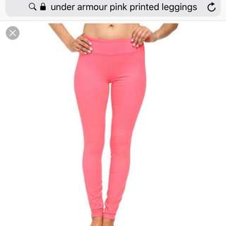 UnderArmour leggings