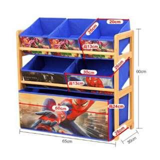 Toys Storage Rack.👌👌👌