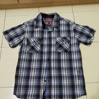 Unionbay boy shirt age 11-2