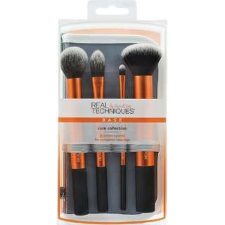 REAL TECHNIQUES CORE COLLECTION MAKE UP BRUSH SET