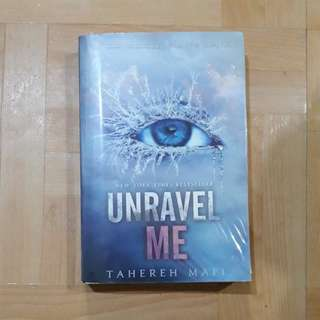 UNRAVEL ME BY TAHEREHH MAFI