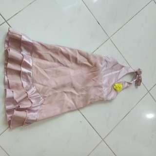 Girl's alter dress