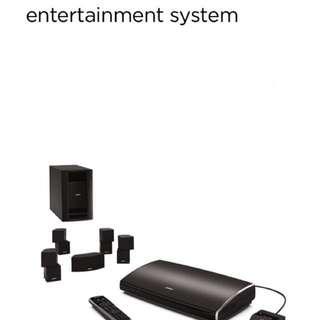 Bose Lifestyle® V35 home entertainment system