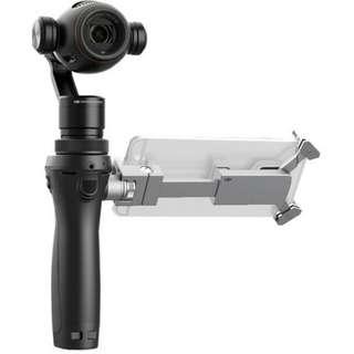 DJI Osmo + Handheld Gimbal dengan Zoom Kamera 4K Kredit bisa kuy