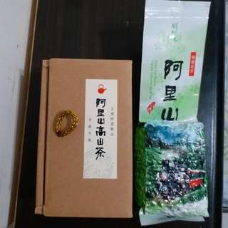 過年奉客🍵阿里山高山烏龍茶,台灣特選極品香醇甘韻