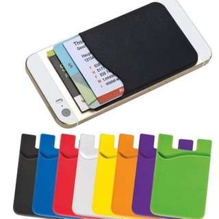 sticy pocket card holder smartphone