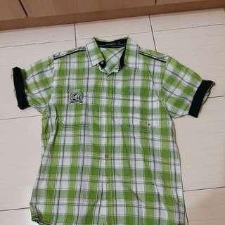 Bum Equipment boy shirt age 11-12