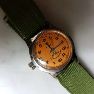 Vintage West End Watch Co 28mm Ladies Militant Watch.