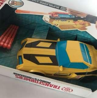 Transformers - Bumble Bee Blaster Gun