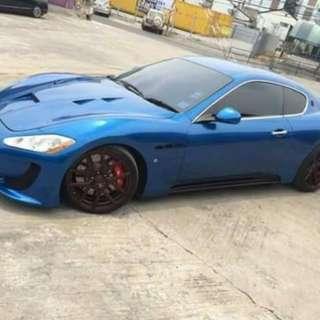 Maserati GrandTurismo Thai