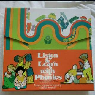 Childrens Phonics Set