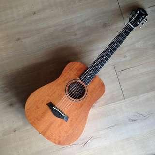 Taylor Baby Taylor BT-2 Mahogany 3/4 travel acoustic guitar