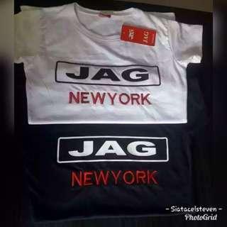 JAG NEW YORK T-SHiRTS ORiGiNAL BRANDED EXCESS & OVERRUNS CLOTHES