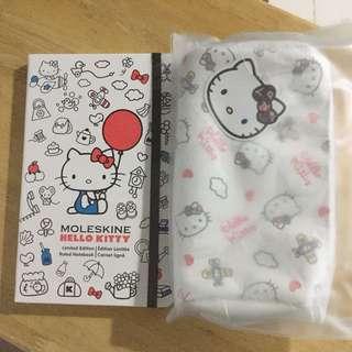 Hello Kitty Moleskine Notebook