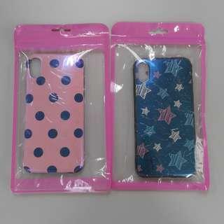 IPhone X 電話套 (藍光,軟殼)