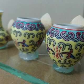 Puteh - Old cups