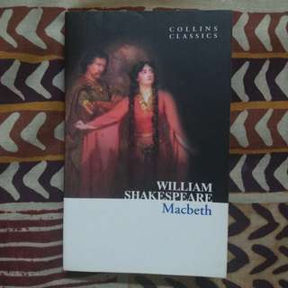 Macbeth - William Shakespeaker
