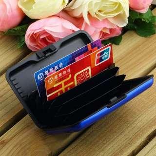 Waterproof Card Storage Wallet Case Box