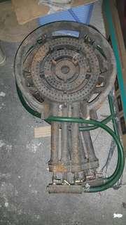 2 pcs BiG Metal Gas Range for 1300 only!