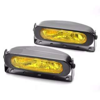 DLAA Halogen Lamp H3 LA990B (Yellow)