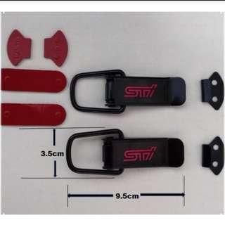 Universal Car Bumper Clip 1 Pair