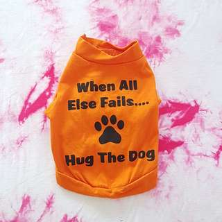 Hug The Dog T-Shirt