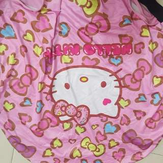 Hello kitty luggage cover size 24