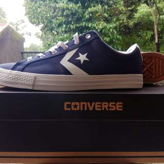 Converse Star Player Ox Navy - 155408C