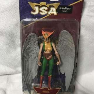 DC JSA Hawkgirl