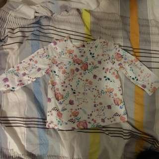 新年秒剎活動 baby club長袖衫(吊牌甩左)