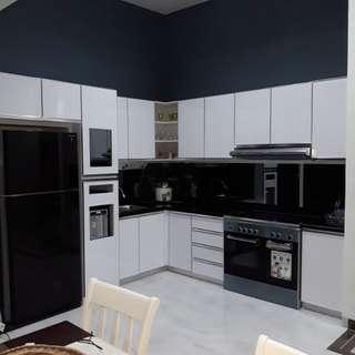 Menerima pesanan bikin kitchen set, kamar set, perkantoran,