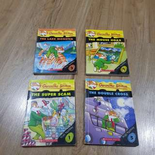 Geronimo Stilton ( Mini Mystery)