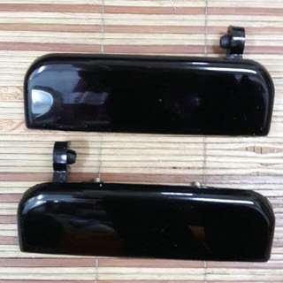 Kancil-Door Handle Auter Black Color