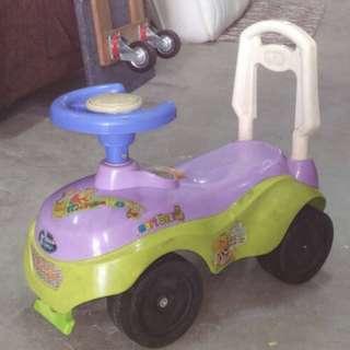 Kids Ride On Push Car (My Dear Tolocar)(L.52 X W.25 X H.20 cm) * K88 L