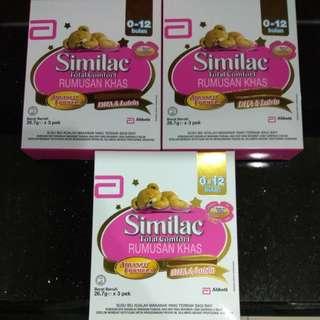 Similac Total Comfort Milk